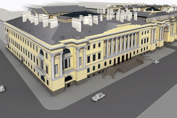 Проектирование и реставрация зданий