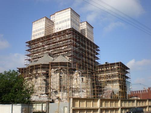 Компания по реставрации зданий